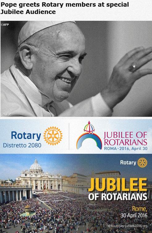 rotary club pope francis mason