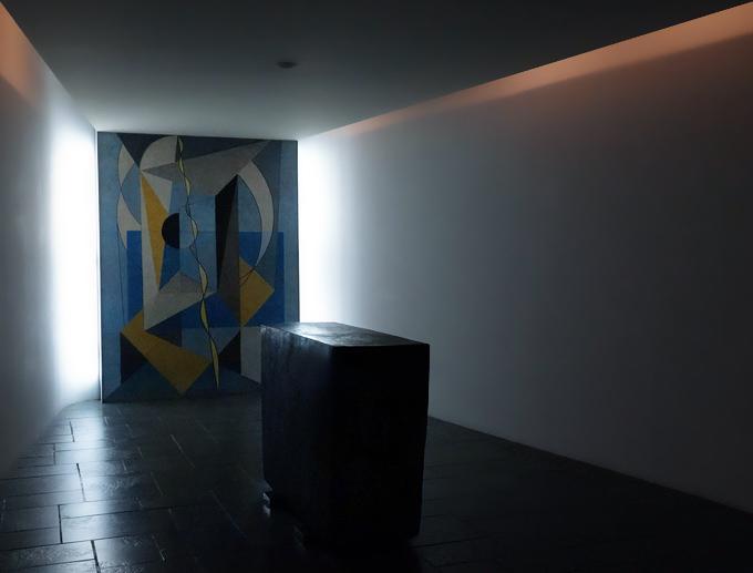 un meditation room