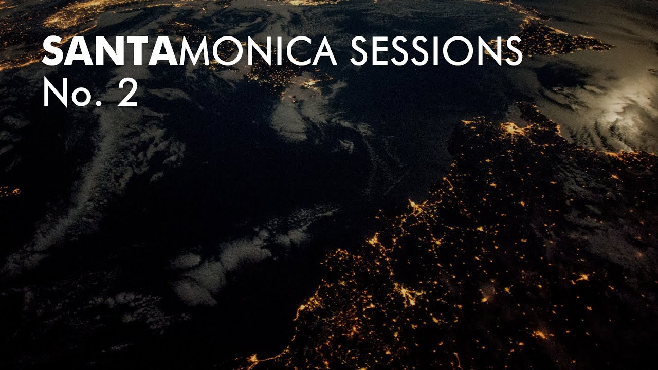 Santa Monica Sessions No. 2: Tape Loops + Percussion + iPads