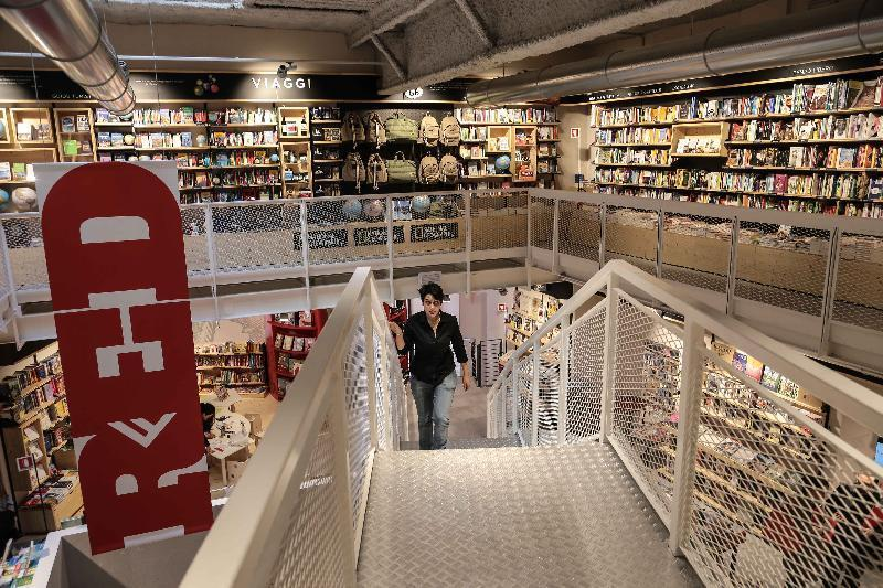 Red Feltrinelli: Photo, La Nazione