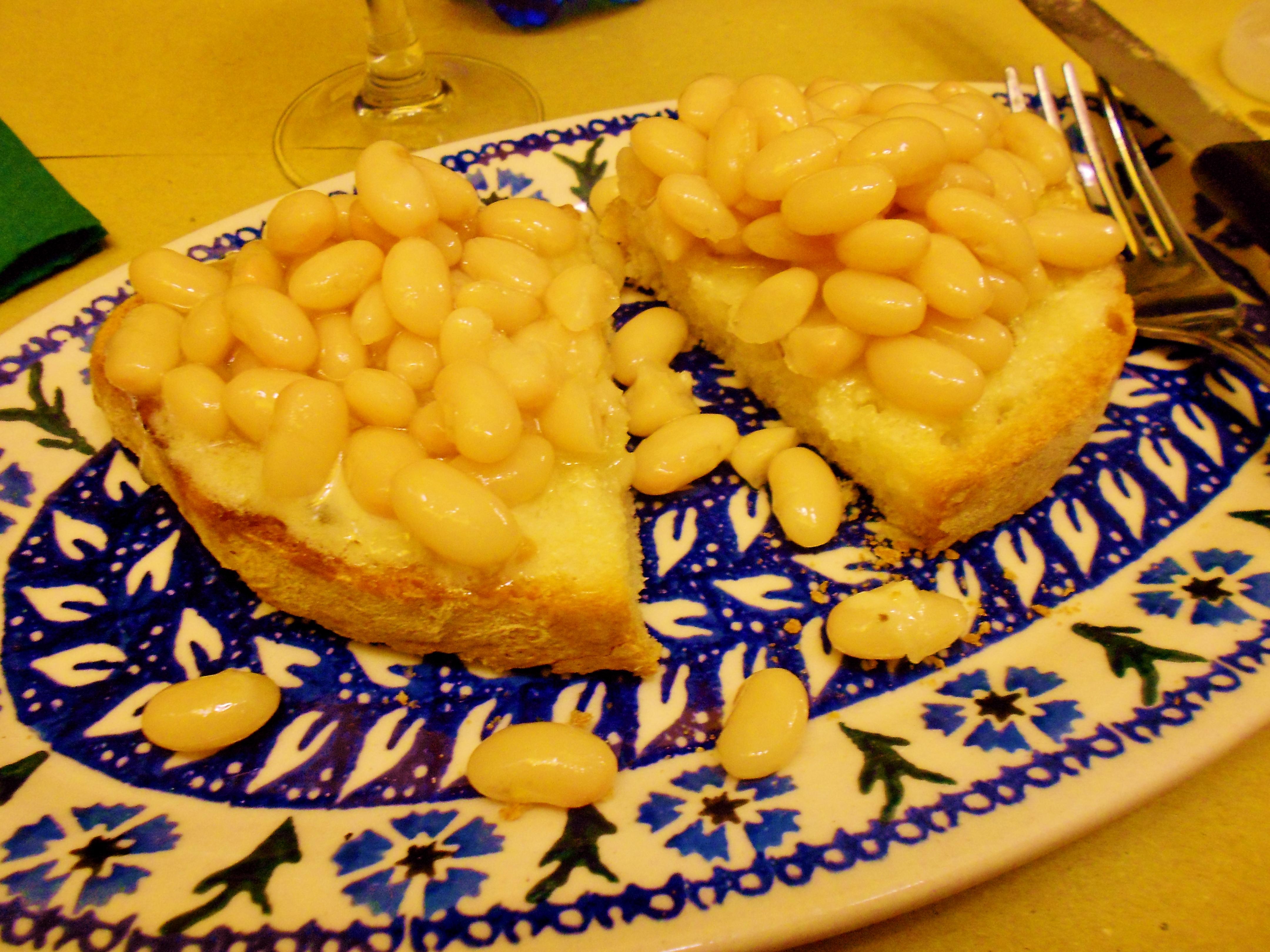 truffle beans