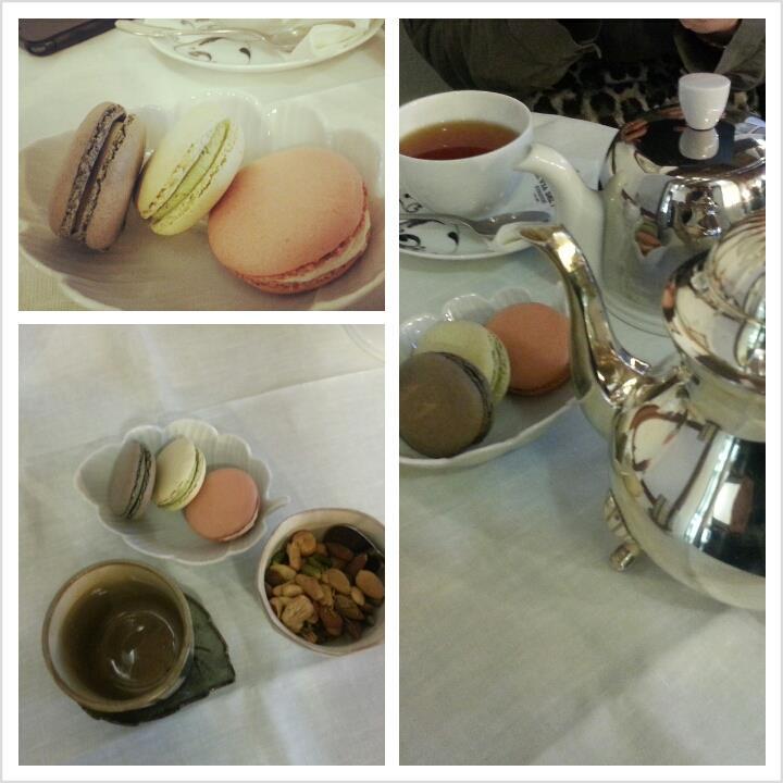tea florence italy