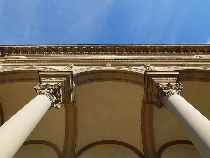 National Library Fllorence Italy | @girlinflorence