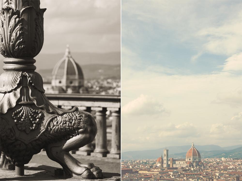Piazzale Michelangelo Florence -® Birgitte Br+©ndsted