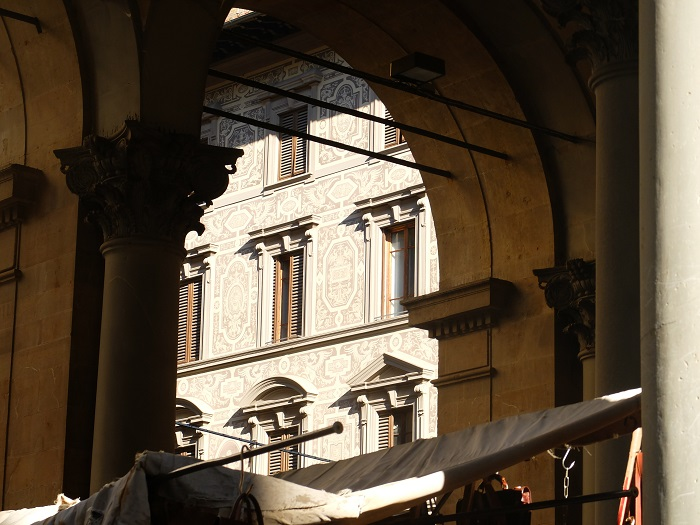 baroque architecture in Florence