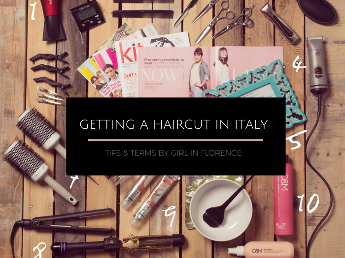 Getting Your Hair Done in Italy | Girl in Florence