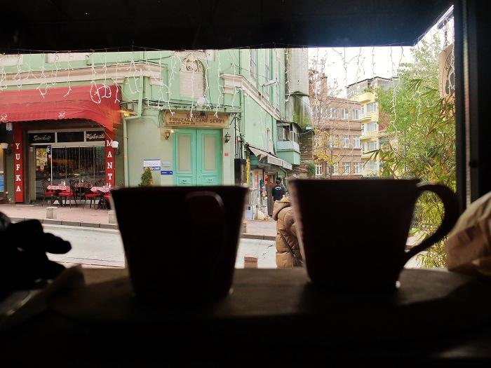 Kronotrop Coffee Instabul