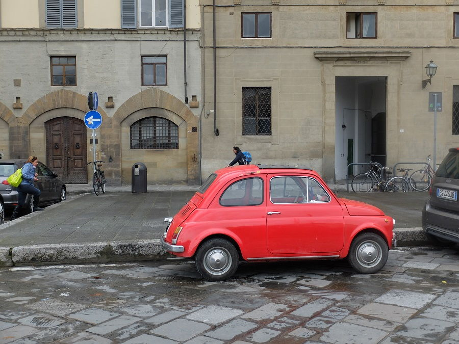 fiat florence italy