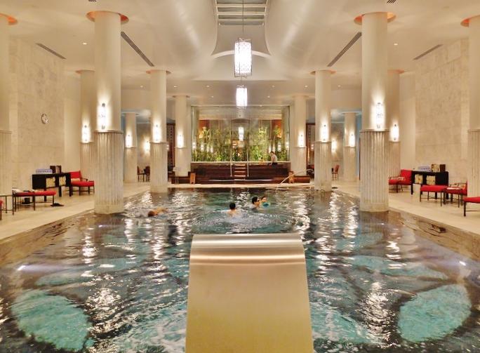four seasons istanbul pool