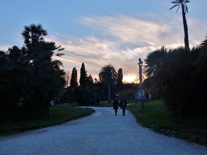 villa torlonia rome