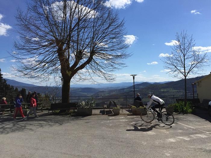 acone monte giovi tuscany