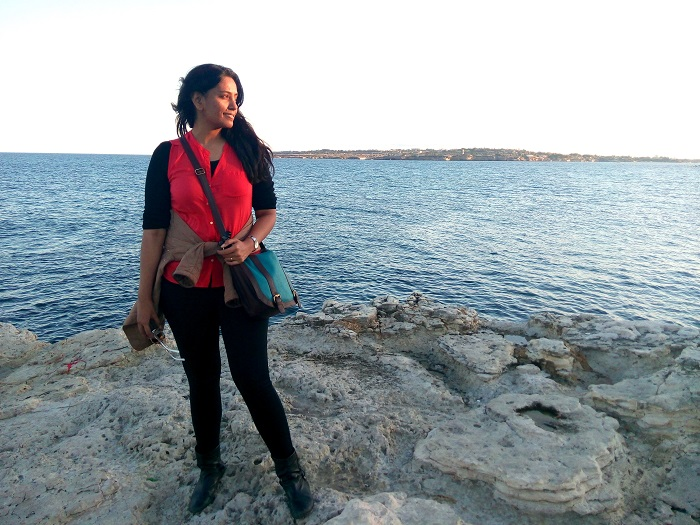 In Ortigia, Sicily
