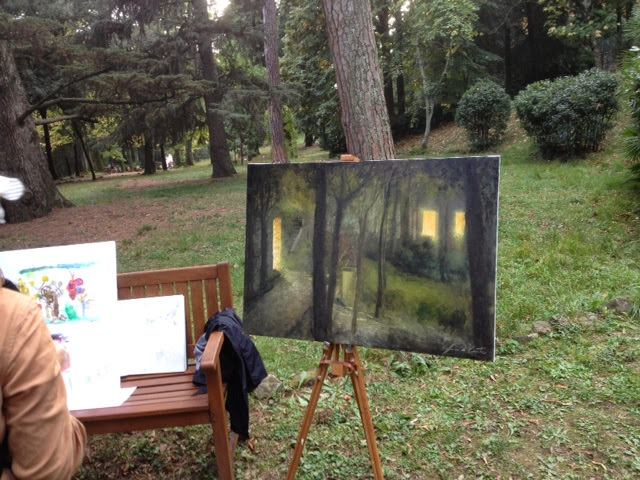 art in the park stibbert florence
