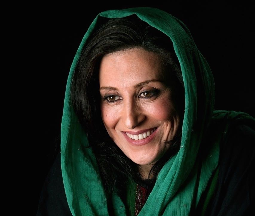 Actress: Fatemeh Motamed-Arya via Middle East Now