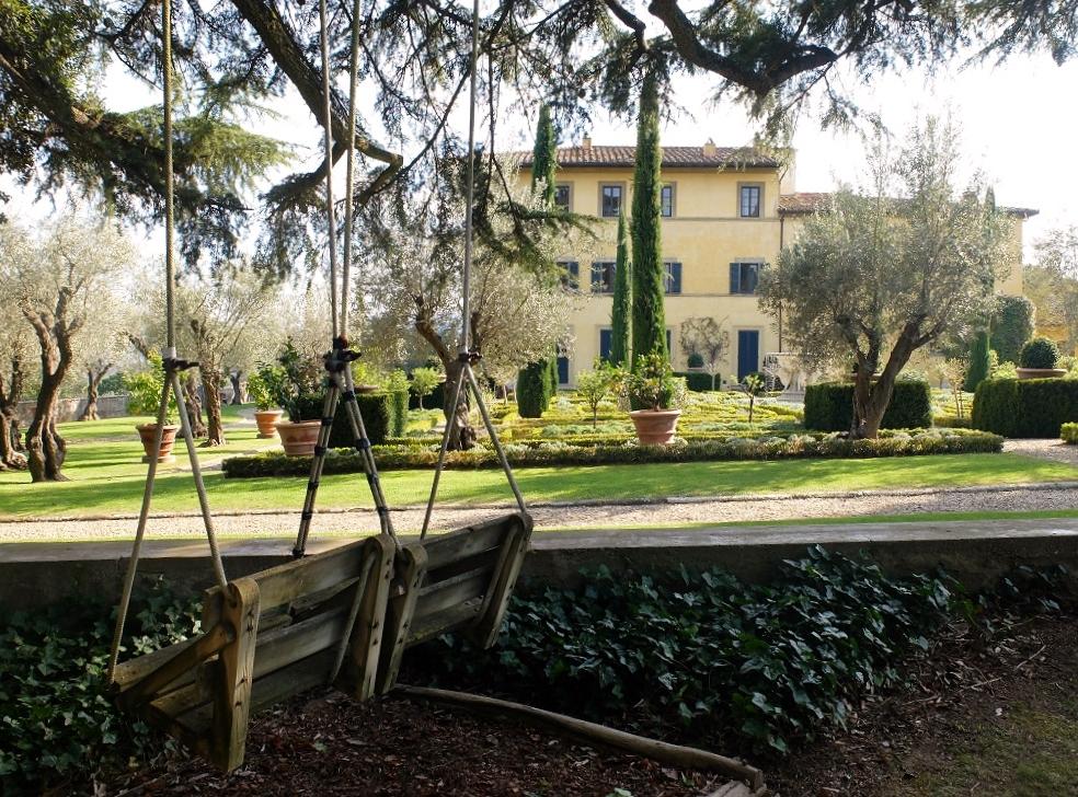 villa il palagio tuscany