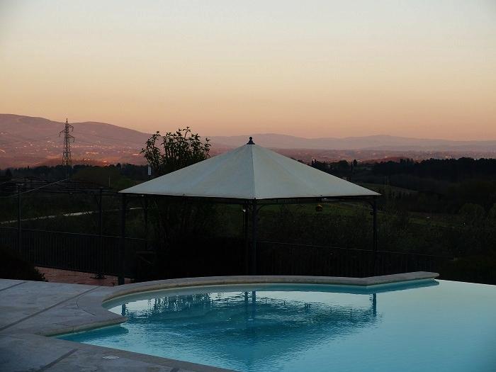 sunset villa palagina
