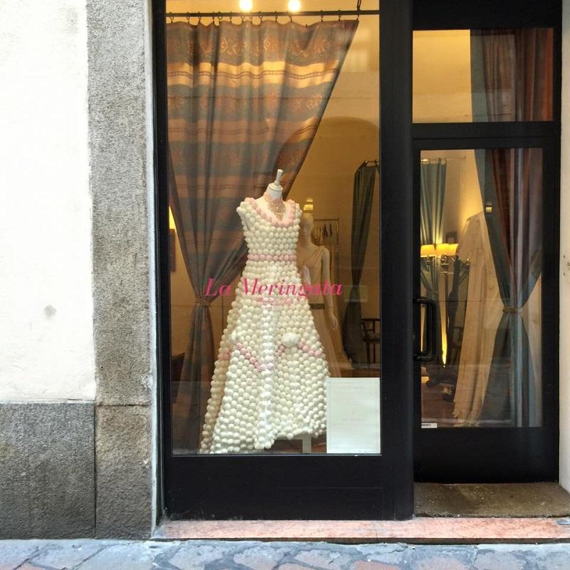 wedding dress milan