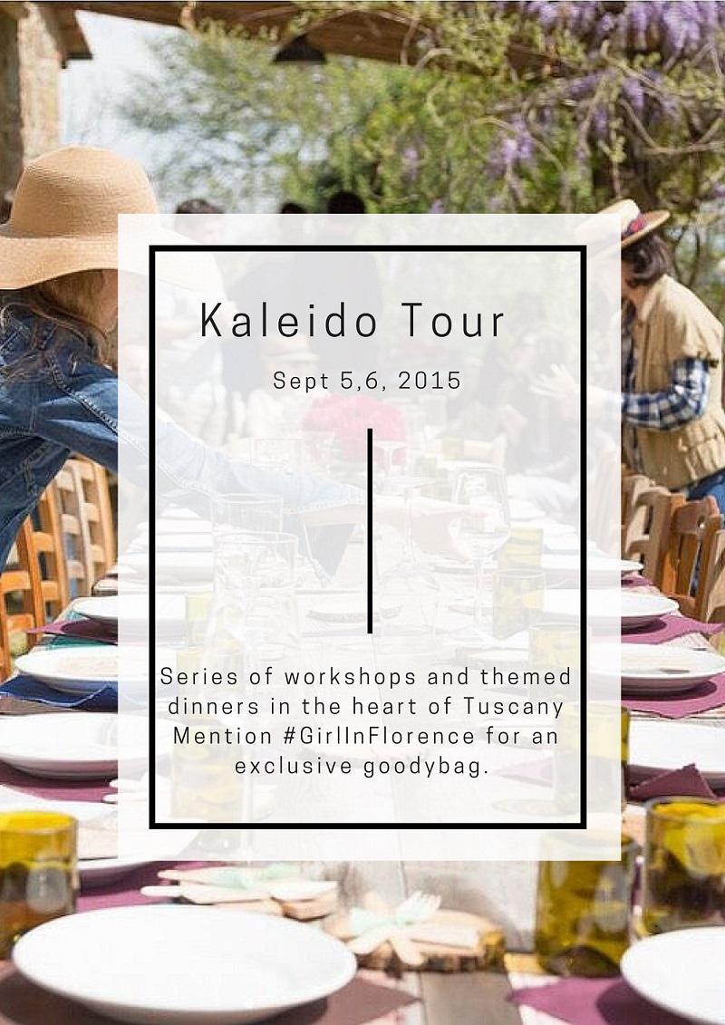 Kaleido Tour