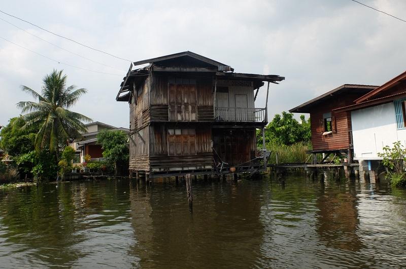 bangkok long tail boat