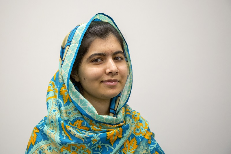 Malala Photo by: wikimedia commons
