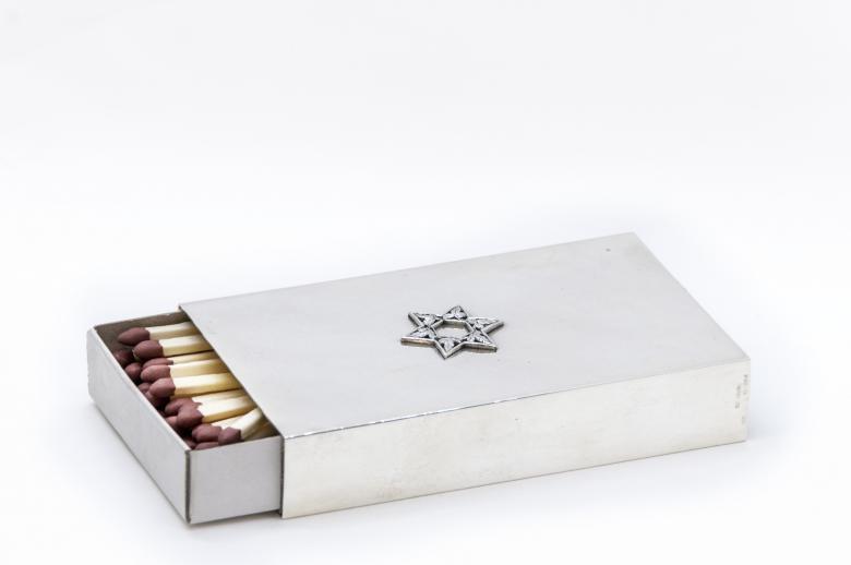scatola portafiammiferi - peruzzi