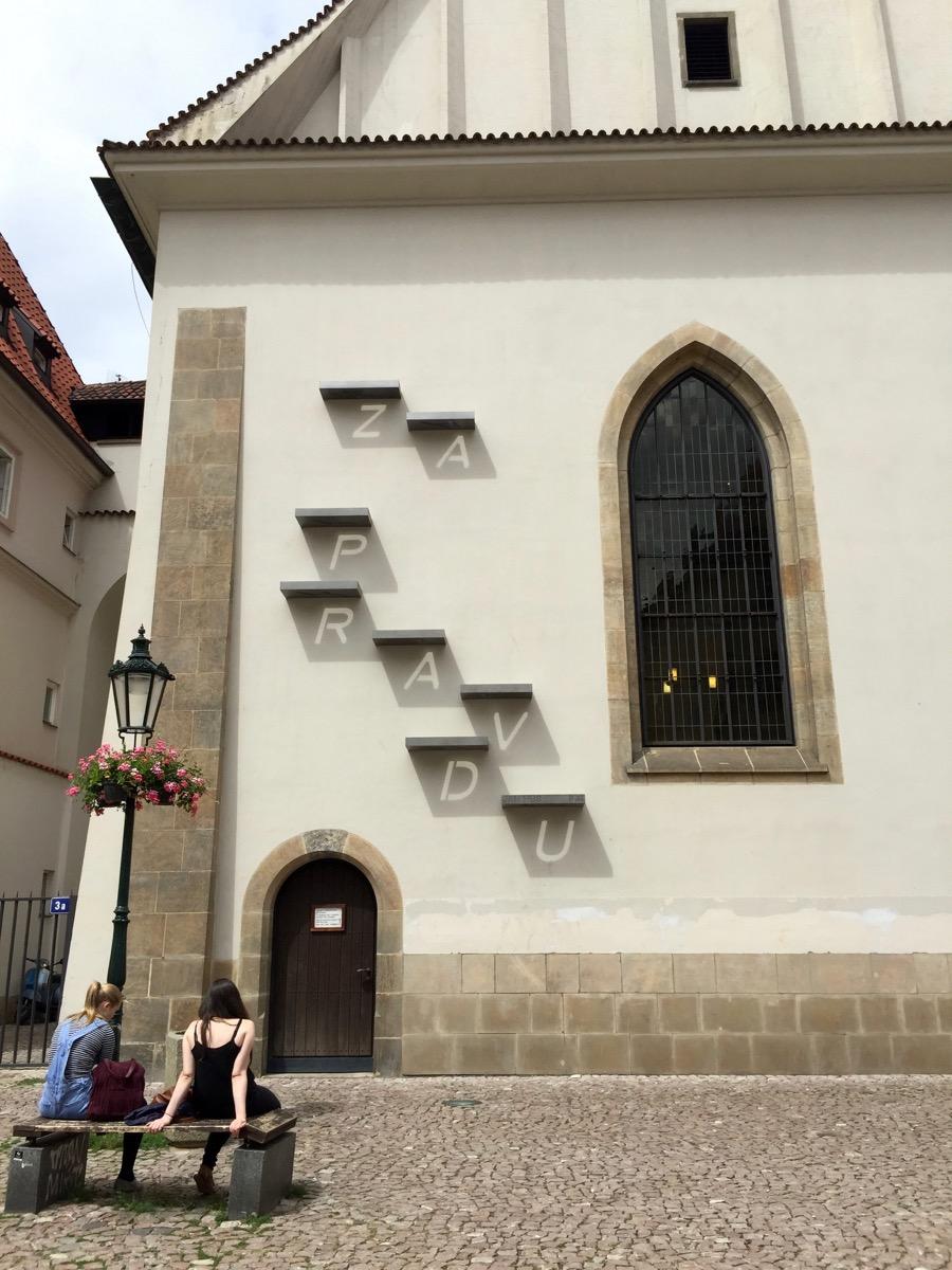 The Bethlehem Chapel in Prague