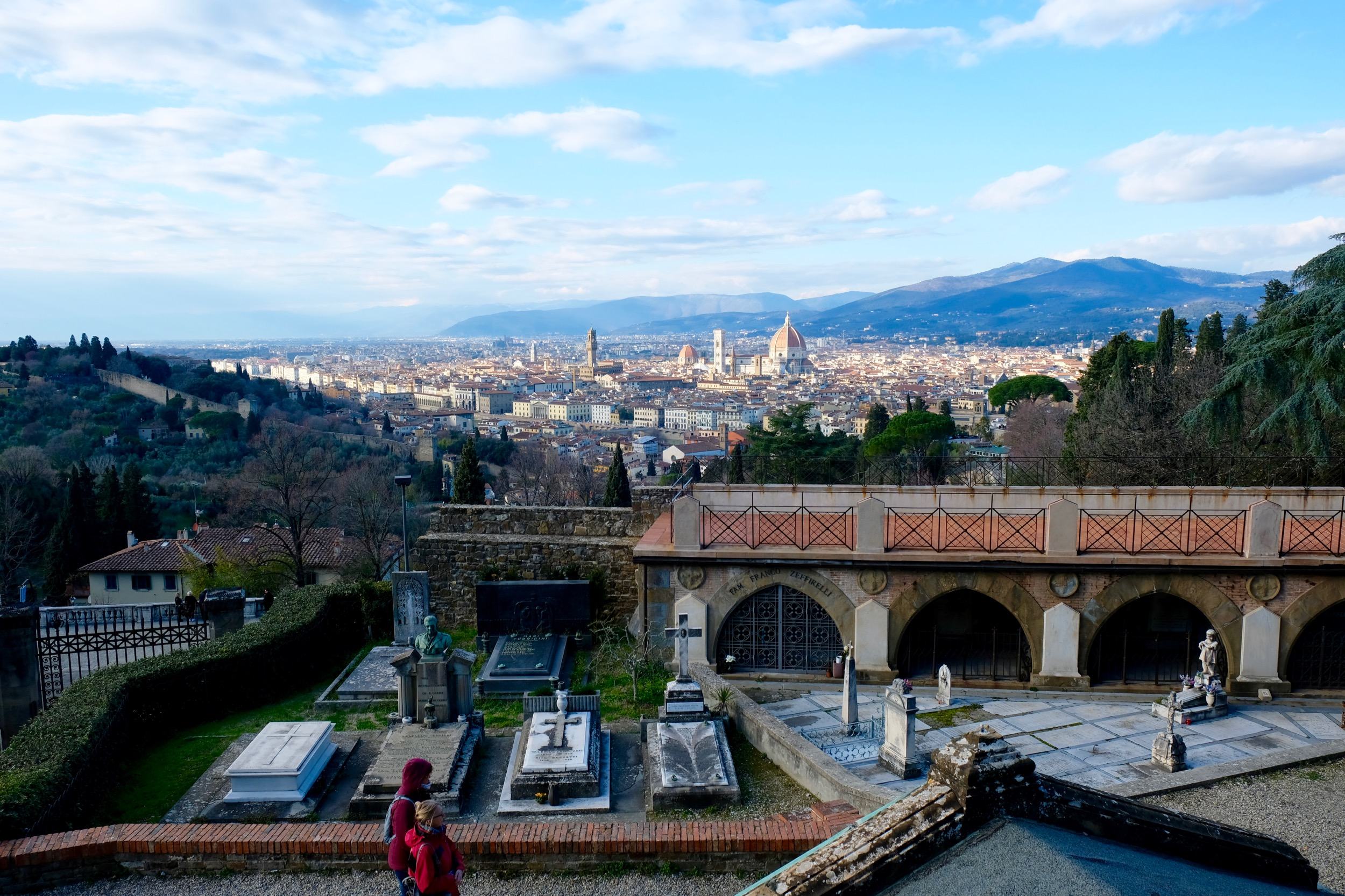 may in florence, italy