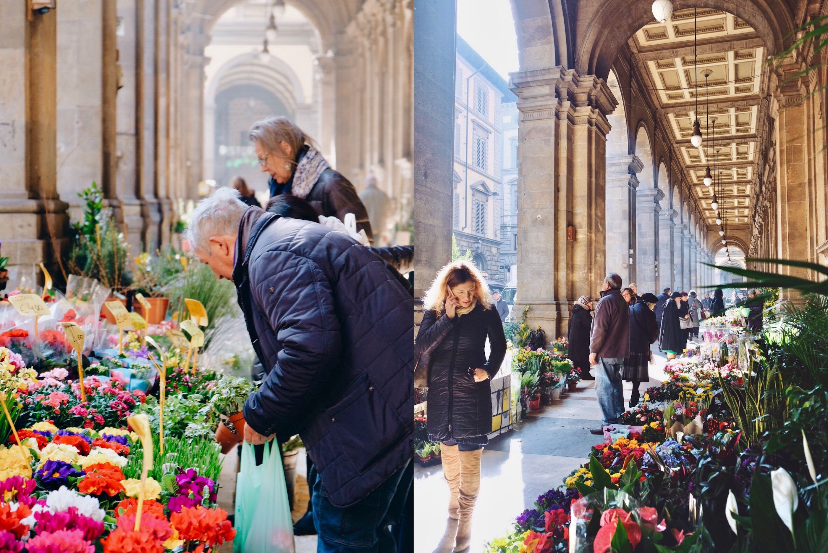 March events in Florence Italy