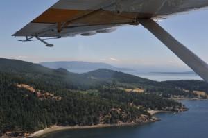 Kenmore Air Seaplane to San Juan Islands