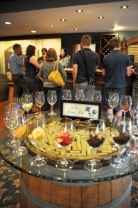 """Willamette Valley Wine Tours - """"Essence Table"""" at Rex Hill in Willamette Valley Wine Country"""
