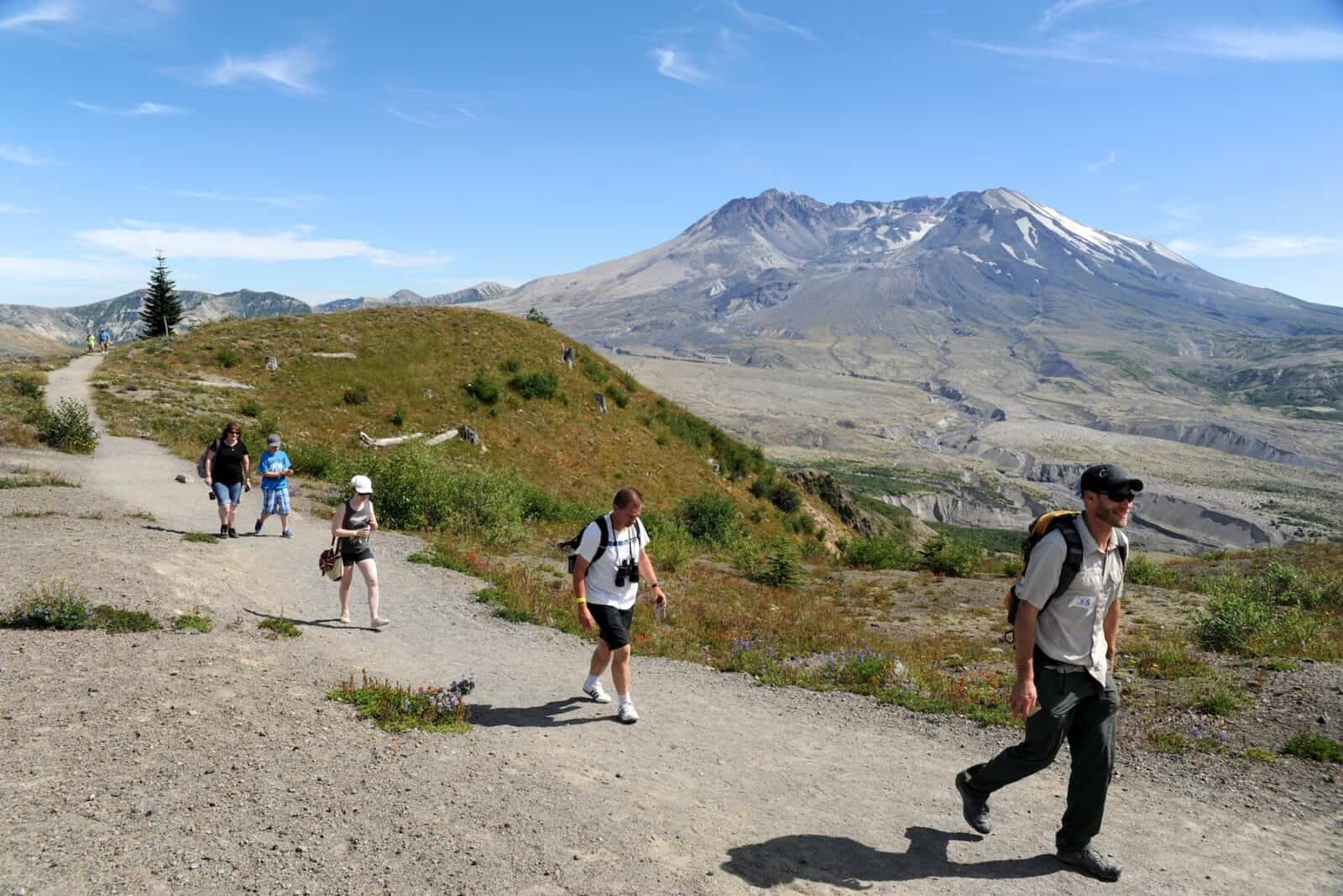 Mt. St. Helens Tour