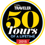 National Geographic Traveler 50 Tours of a Lifetime 2015