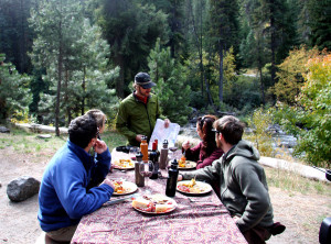 Evergreen Escapes Naturalist Guides and Gourmet Lunches