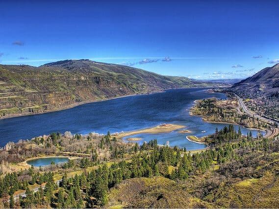 Columbia River Gorge 3-day Tour