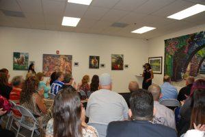 DVL Escalera Art Exhibition