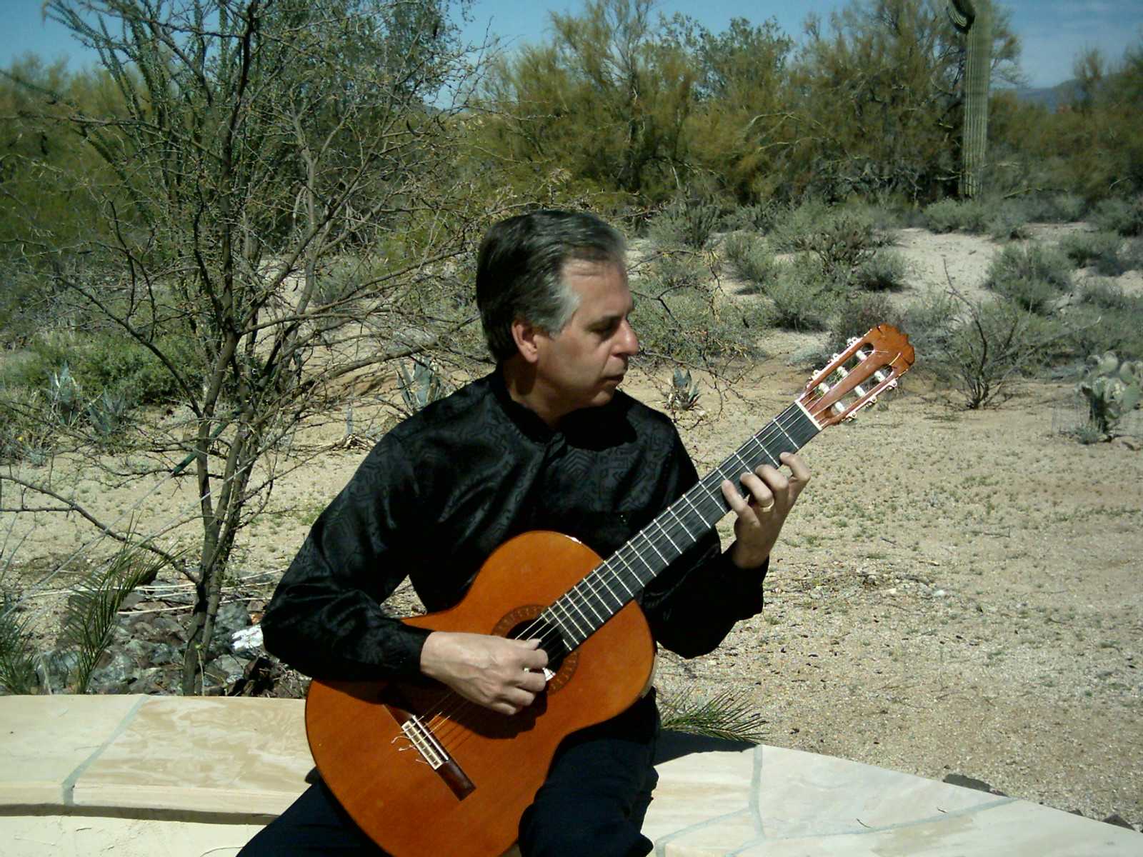 Alan's Classical Guitar Instruction