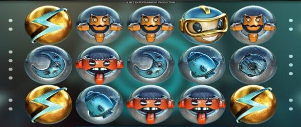scatter symbol of cosmic fortune slot game