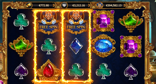 scatter symbol of empire fortune slot game