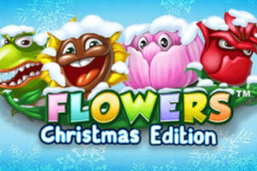 Flowers Christmas Edition slot game