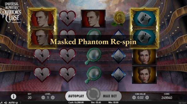 Masked Phantom Respin