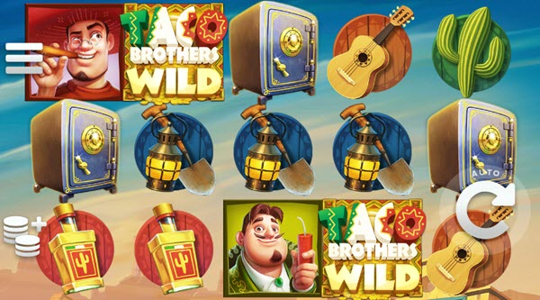 scatter symbol of taco brothers slot game