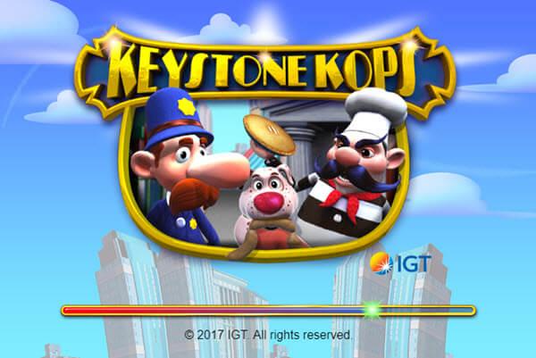 Keystone Kops slot game