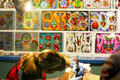 Choosing A Tattoo Design
