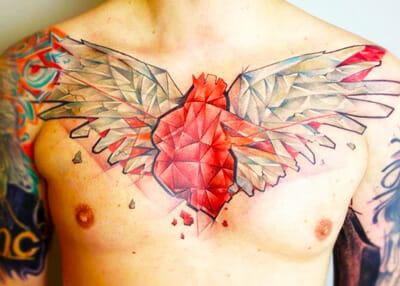 Tattoos by Marie Kraus