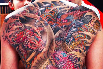 Tattoo Artist Jess Yen