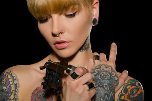tattoo machine history