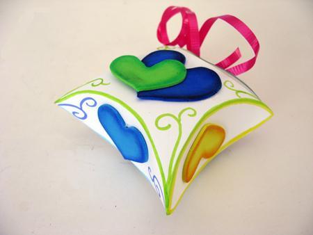 Cajita para regalos - Gift box