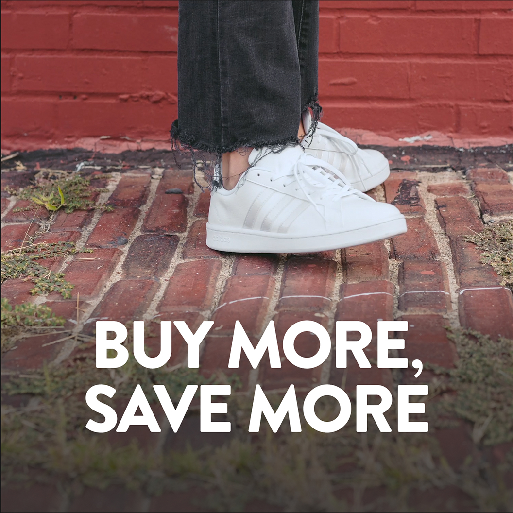 Famous Footwear Buy Move, Save More event