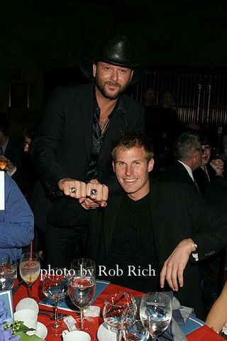 Tim McGraw and his brother
