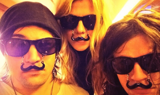 the-band-perry-mustaches